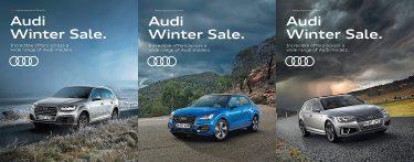 Audi Winter Sale