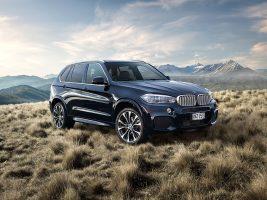 BMW X5 Front NZ