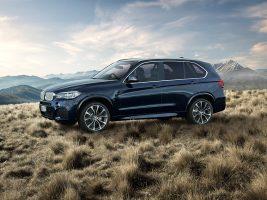 BMW X5 Side NZ