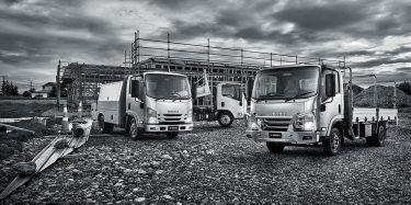 Isuzu Work Trucks BW