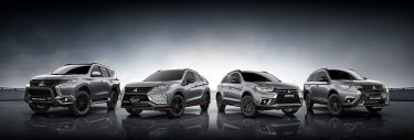 Mitsubishi Black Edition Range