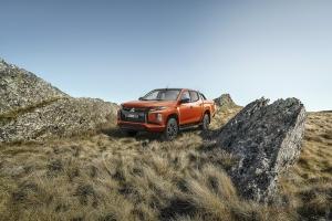 Mitsubishi Triton Alpine Grassland