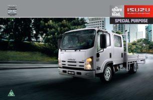 Isuzu Truck NNR 200