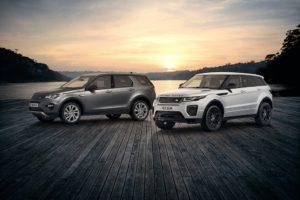 Range Rover DSport Evoque