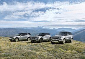 Range Rover Range