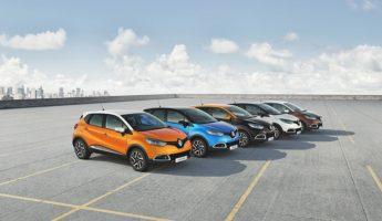 Renault Captur Range1