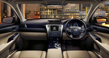 Toyota AurionDash