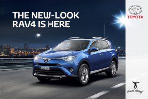 Toyota New RAV4